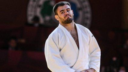 Sancionan por diez años al judoca argelino que se negó a competir con Israel en Tokio