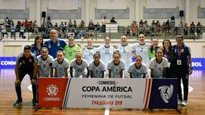 Futsal: futbolistas de todo el mundo reclaman a la FIFA por su Mundial